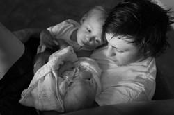 Grass Valley Newborn Photographer