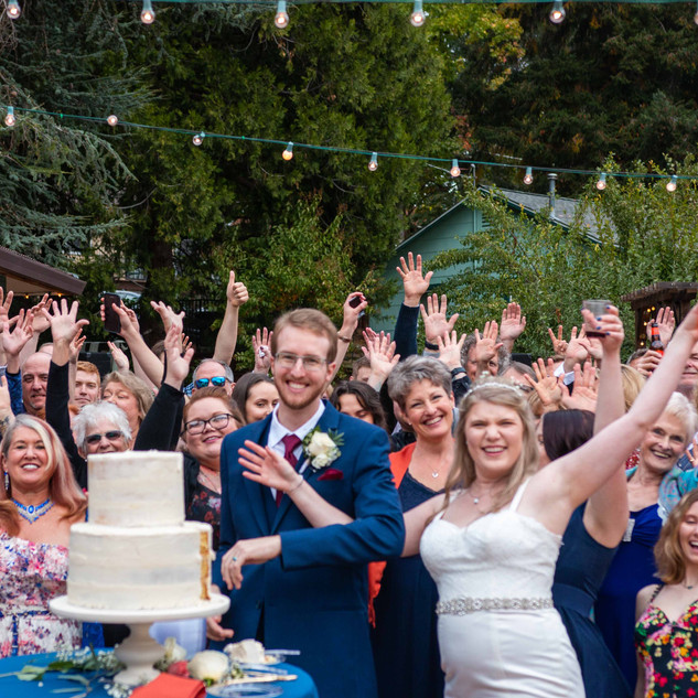 grass valley inn and suites wedding