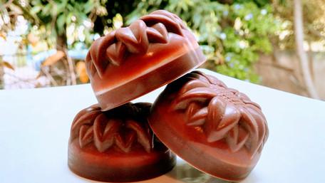 ממתק קוקוס-שוקולד