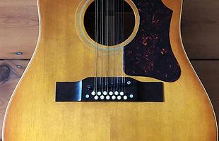 Noel Gallagher Gibson B-45-12 N 1963