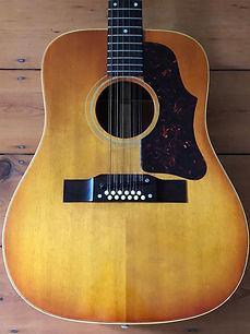1963 Gibson B-45-12 N Noel Gallagher