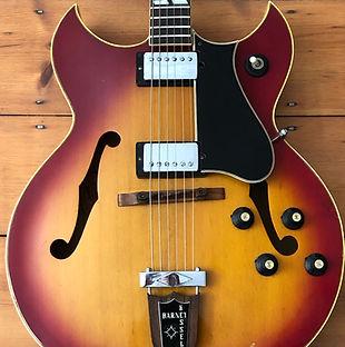 1969 Gibson Barney Kessel Regular