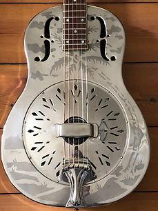 1934 National Style O Resonator Guitar