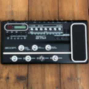 Zoom G7.1ut Multi-Effects Console