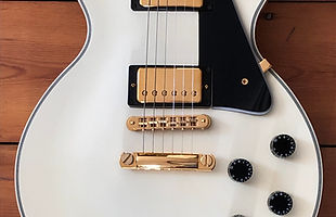 1990 Gibson Les Paul Custom, James Dean Bradfield