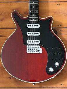 2005 Burns/Brian May Guitars BMG Special Electric Guitar