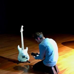 2006 Fender Arctic White Stratocaster
