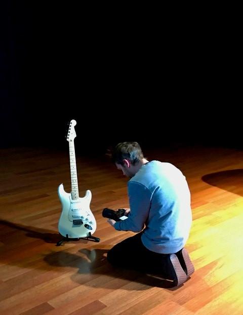 2006 Fender Mexican Strat Arctic White