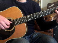 1974 Martin D-28, Babe I'm Gonna Leave You