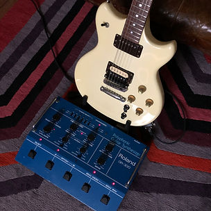 1983 Roland G-303/GR-300 Guitar Synthesizer