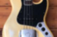 Fender Jazz Bass 1976 Flea