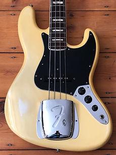 1976 Fender Jazz Bass Guitar