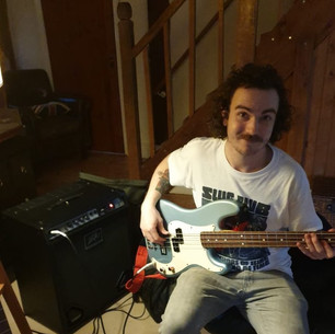 2010 Peavey MAX115 Bass Amp, Jack MacRae