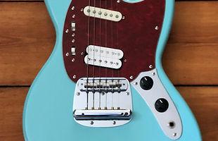 Fender Jagstang 1996 Kurt Cobain