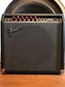1989 Fender Champ 12 Guitar Amp, Danny Kustow
