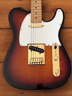 1996 Fender Telecaster 50th Anniversary