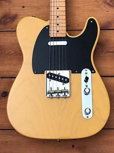 1993 Fender U.S. 52 Vintage Telecaster