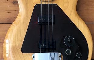 1974 Gibson Ripper L9-S Bass, Krist Novoselic