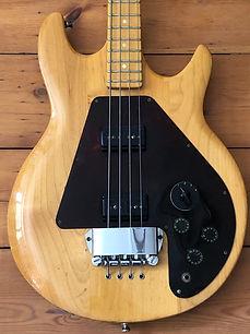 1974 Gibson Ripper L9-S Bass Guitar