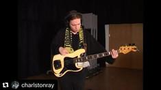 Charlston Ray 1976 Fender Jazz Bass