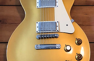 Gibson Les Paul Classic Goldtop 1996