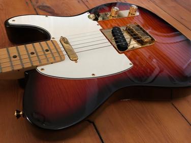 1996 Fender 50th Anniversary Telecaster