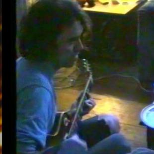 Robert Young's 1989 Gibson Les Paul, Andrew Innes