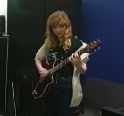2005 Brian May Guitars Special, Emily Roberts