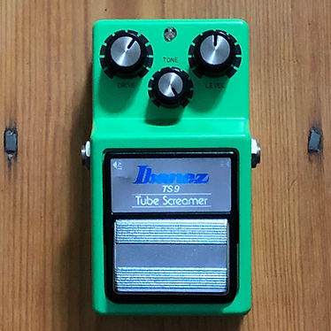 1983 Ibanez TS9 Tube Screamer Original, Holy Grail Overdrive