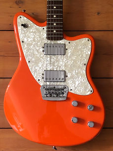 2002 Fender Toronado Electric Guitar