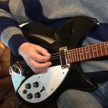 1985 Rickenbacker 330, What Difference Does It Make?