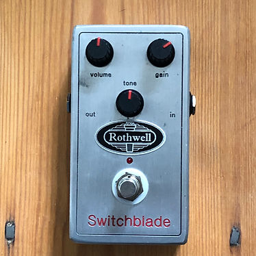 2010 Rothwell Switchblade Distortion This One Goes To 11