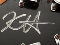 2012 Gibson Custom Kirk Hammett Signature Flying V