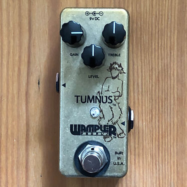 2015 Wampler Tumnus Overdrive/Boost A Bite That's Bigger Than Its Bark