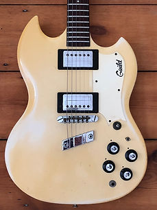 1976 Guild S-100 Standard Electric Guitar