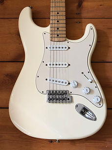 2006 Fender Stratocaster Mexican Standard Electric Guitar