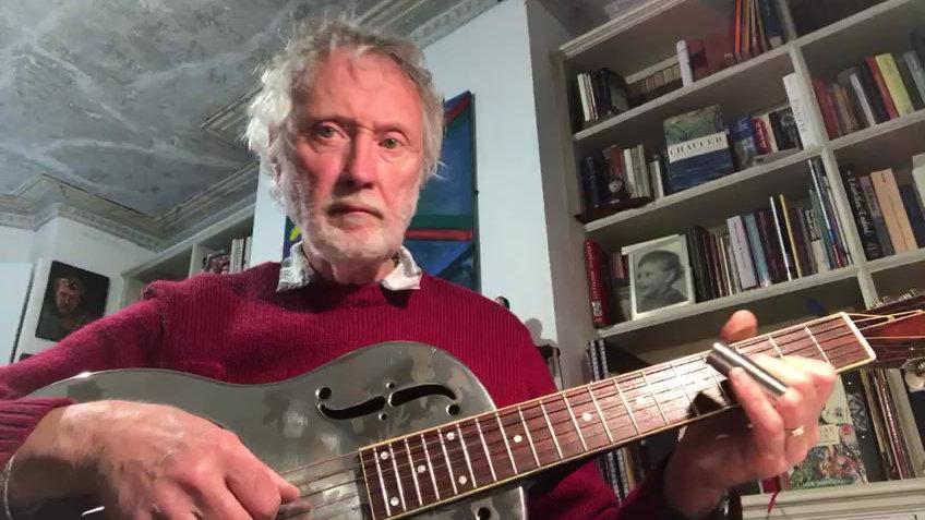 Peter Daines National Resonator God's Own Guitars