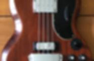 1969 Gibson EB-3 Bass Jack Bruce