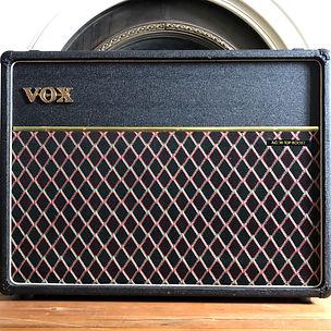 1975 Vox AC-30 Top Boost Guitar Amp, Alan Williams