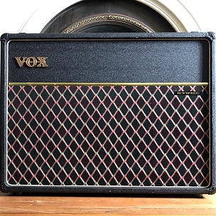 1975 Vox AC-30 Top Boost Guitar Amp, Alan Williams