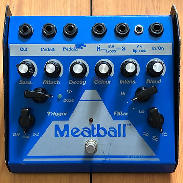 1995 Lovetone Meatball Multi-Effect Envelope Filter