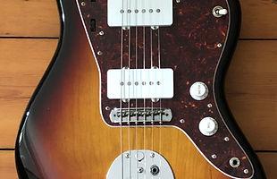 Fender 62 Reissue Jazzmaster JM-66