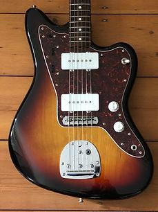 1997 Fender 62 Reissue Jazzmaster Electric Guitar