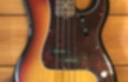 Fender Precision P-Bass 1972