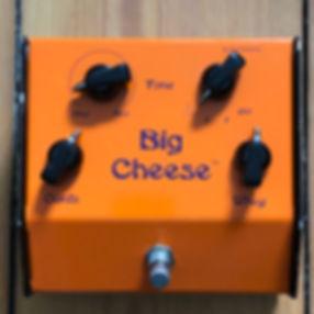 Lovetone Big Cheese Fuzz Pedal 1995