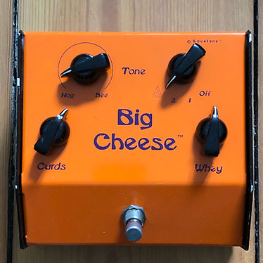 1995 Lovetone Big Cheese Classic 60s Fuzz