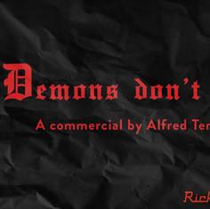 1985 Rickenbacker 330, Demons Don't Cry