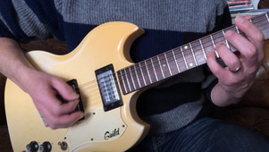 1976 Guild S-100, Musclebound
