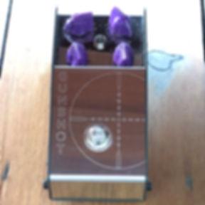Thorpy Gunshot Overdrive Pedal 2015