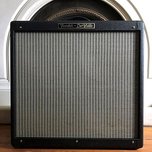 2005 Fender Hot Rod DeVille 410 Guitar Amp